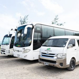 Transfers by Island Star Express