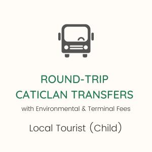 Round Trip Caticlan Transfer Child